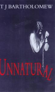 Cover of: Unnatural