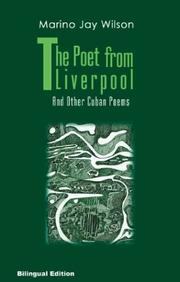 Cover of: The Poet from Liverpool and Other Cuban Poems