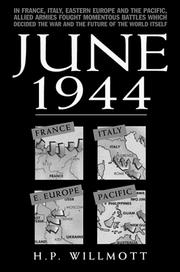 Cover of: June 1944