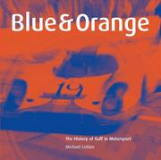 Cover of: Blue & Orange