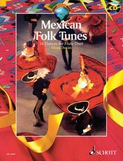 Cover of: Mexican Folk Tunes