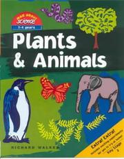Cover of: Plants and Animals (Mad About Science) | John Stringer