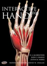 Cover of: Interactive Wrist - Radiology Edition