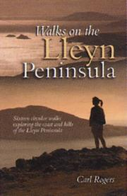 Cover of: Walking on the Lleyn Peninsula