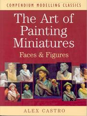 Cover of: ART OF PAINTING MINIATURES