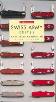 Cover of: Swiss Army Knives | Derek Jackson