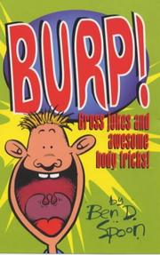 Cover of: Burp!
