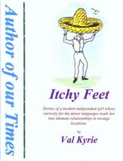 Cover of: Itchy Feet (Author of Our Times)