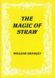 Cover of: The Magic of Straw