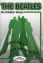 Cover of: The Beatles in London Walk
