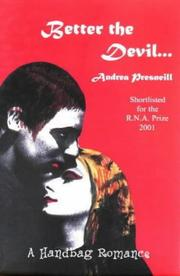 Cover of: Better the Devil..