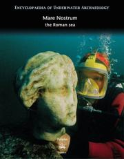 Cover of: Mare Nostrum (Encyclopaedia of Underwater Archaeology)