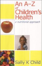 Cover of: An A-Z of Child Health