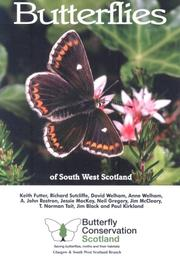 Cover of: Butterflies (Butterfly Conversation Scotlan)