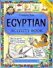Cover of: Egyptian Activity Book