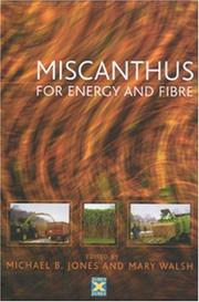 Cover of: Miscanthus |