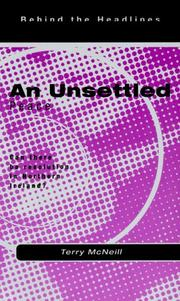 Cover of: An Unsettled Peace