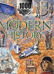 Cover of: 1000 things you should know about modern history |