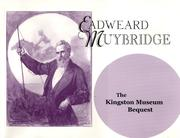 Cover of: Eadweard Muybridge
