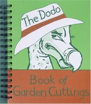 Cover of: Dodo Book of Garden Cuttings