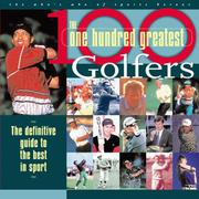 Cover of: 100 Greatest Golfers (100 Greatest)