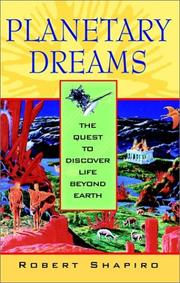 Cover of: Planetary Dreams