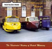 Cover of: Mechanical Horses (Nostalgia Road)