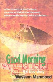 Cover of: Good Morning Afghanistan
