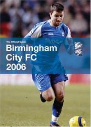 Cover of: Birmingham City Football Club, the Official Guide (Yearbook)