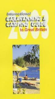 Cover of: International Caravanning & Camping Guide to Great Britain