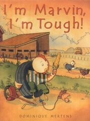 Cover of: I'm Marvin, I'm Tough