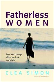 Cover of: Fatherless Women