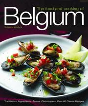 Cover of: The Food and Cooking of Belgium