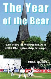 Cover of: The Year of the Bear