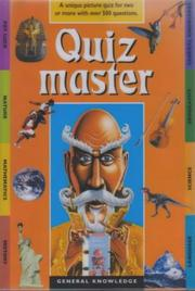 Cover of: General Knowlegde (Quiz Master)