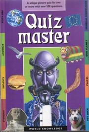 Cover of: World Knowledge (Quiz Master)