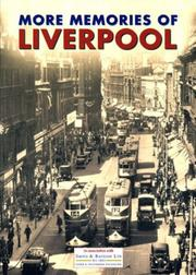 Cover of: More Memories of Liverpool