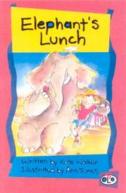 Cover of: Elephant's Lunch (Solos)