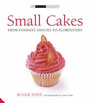 Cover of: Small Cakes