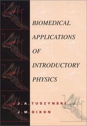 Cover of: Biomedical Applications for Introductory Physics