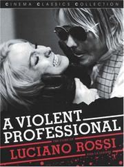 Cover of: A Violent Professional | Kier-la Janisse