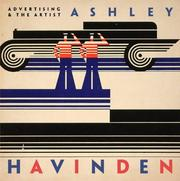Cover of: Advertising and the Artist - Ashley Havinden