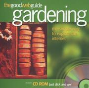 Cover of: The Good Web Guide to Gardening (Good Web Guide)