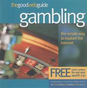 Cover of: The Good Web Guide to Gambling