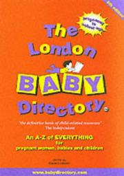 Cover of: The London Baby Directory