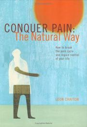 Cover of: Conquer pain - the natural way