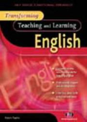 Cover of: Transforming Teaching and Learning in Ks3 English