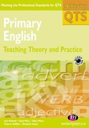 Cover of: Primary English | Jane Medwell