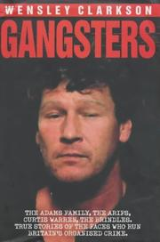 Cover of: Gangsters