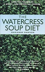 Cover of: The Watercress Soup Diet